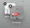iPad2 Webクリップをフォルダにまとめる